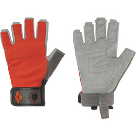 Black Diamond Crag Half-Finger Gants, octane